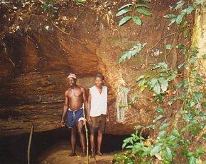 Image result for the long juju shrine of arochukwu
