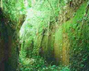 Visit Africa S 100 Mile Long Wall Sungbo S Eredo Nigeria